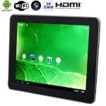 inch Capacitive Touch Screen Android Version aPad Style Tablet PC with WIFI Back Camera, Ipad Tablet, Android 4, Book Format, Cameras, Computers, Wifi, Bluetooth, Core