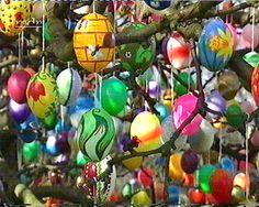 imager Easter egg tree
