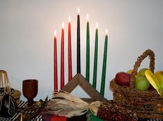 MACARONI DAYS: CELEBRATE KWANZAA DECEMBER 26 TO JANUARY 1 Celebrate the 47th Annual Kwanzaa This Holiday Season