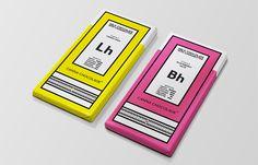 Corn Studio - Canna Chocolade #Packaging #Design — World Packaging Design Society / 世界包裝設計社會 / Sociedad Mundial de Diseño de Empaques