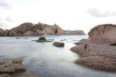 Tentizzos in autunno - Foto di Kate Dayman #bosa #sardegna #sardinia #sea