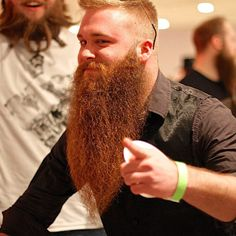 "brisbeard: "" Enviable beard. """