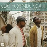 California Soul: Funk & Soul From the Golden State 1965-1975 [CD]