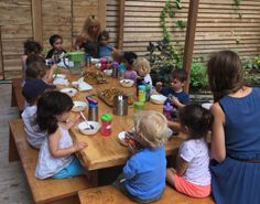 Preschool in New Jersey serves up gourmet plant-based school lunches that kids help grow and prepare | Inhabitots