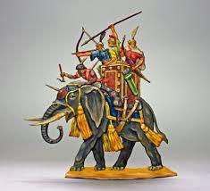 54mm guerra Elefante - Google Search