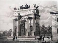 milano arco della pace restauro - Cerca con Google Pace, Notre Dame, Louvre, Building, Milano, Travel, Google, Viajes, Buildings