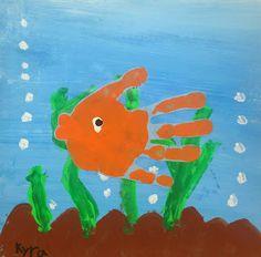 ARTipelago: Handprint Fish