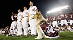 We are the Aggies. The Aggies are we. True to each other as Aggies can be. We've got to fight boys we've got to fight. We've got to fight for maroon and white.
