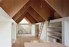 Le cabinet d'architecture mA-style signe ce projet de maison rurale japonaise…