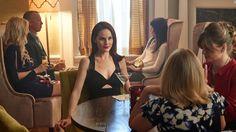 'Good Behavior' review 'Downton Abbey's' Michelle Dockery stars in TNT drama