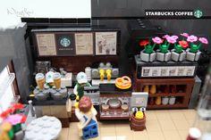 MOC Starbucks (15) | by WingYew