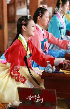 My Sassy Girl (Hangul: 엽기적인 그녀; RR: Yeopgijeogin Geunyeo) is a 2017 South Korean television drama starring Joo Won, Oh Yeon-seo, Lee Jung-shin and Kim Yoon-hye, based on the 2001 South Korean movie My Sassy Girl by Kwak Jae-yong, but during Joseon period. It aired on SBS.