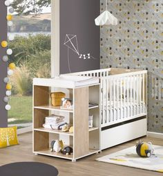 Nice Le lit transformable Marius de sauthon passion exclusivit autourdebebe