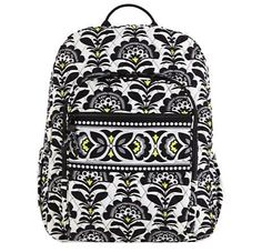 Vera Bradley Campus Backpack in Fanfare NWT 2014 Summer
