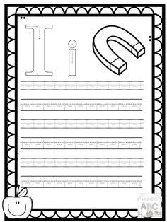 Excelentes fichas para trabajar la lectoescritura en nuestros alumnos de primer y segundo grado de primaria   Educación Primaria Letter I Worksheet, Spanish Activities, Worksheets, Bar Chart, Sheet Music, Preschool, Teacher, Lettering, Education