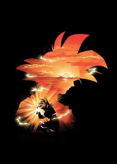 Dragon Ball Image, Dragon Ball Gt, Art Gundam, Cameleon Art, Super Saiyan, Animes Wallpapers, Chibi, Comic Art, Vampires