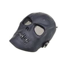 Skull Skeleton Paintball Mask