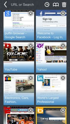 Puffin Web Browser Free on the App Store on iTunes Puffin Web Browser is a wicked fast Mobile FLASH Browser.