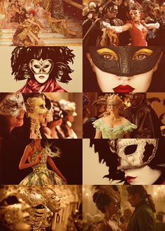 FASHION SERIES → The Phantom of the Opera → The Masquerade