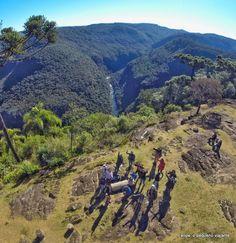 Parque Vale da Ferradura, em Canela - uma das vistas mais bonitas da Serra…