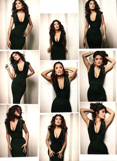 Salma Hayek for 'Latina' Magazine November 2011