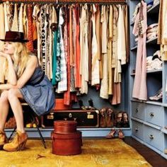 How to Shop Your Closet (and Find 47 New Outfits): Caitlin Skidmore - How to Shop Your Closet (and find 47 new outfits). A guest post from the lovely Caitlin Skidmore of - Moda Vintage, Style Vintage, Fashion Advice, Fashion Outfits, Womens Fashion, Fashion Trends, Fashion 2017, Neue Outfits, Mein Style