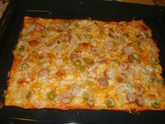 Pizza supersencilla