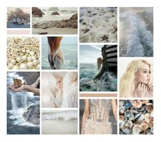 """""""botmos: mermaid aesthetic"""" by opheliaifeelya ❤ liked on Polyvore featuring art and modern"""