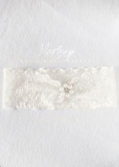 Podwiązka ślubna Amy - Marisey Accessories