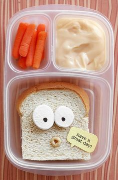 ideetje voor als ik de boterhamdozekes moet maken :-)
