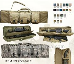 Rifle Bag, Military Tactical Gun Bag, Gun Case $10~$12