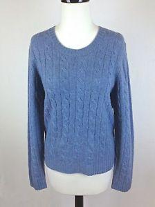 Pringle Sweater Cashmere Blue Cardigan Long Sleeve Vintage Womens ...
