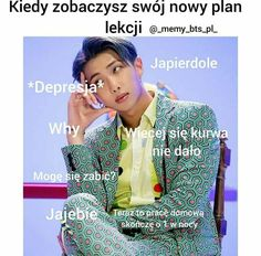 BTS memy - część dwudziestapiąta - Wattpad K Meme, Bts Memes, King Julian Quotes, Asian Meme, Polish Memes, Funny Mems, Kpop, I Love Bts, About Bts
