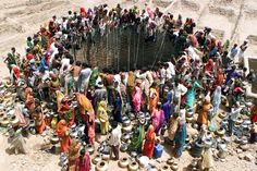 Create a water well in India with your pocket change Bring together your friends and family to make a huge difference. Your funds will build a brand new well to give 400 people clean drinking water.