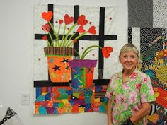 There is nothing like a new adventure with my dear friend Sue to rejuvenate my creative soul! A three day class w. History Of Quilting, Contemporary Quilts, My Dear Friend, New Adventures, Embroidery Applique, Color Combos, Kids Rugs, Sewing, Bald Hair