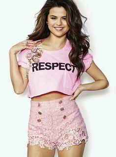 Selena Gomez, Seventeen Magazine 2014