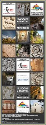 I luoghi monastici abruzzesi a Casa Abruzzo