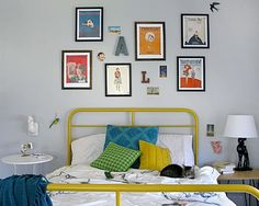Craft. Fasion. Design. Inspiration | Waking Lucia: Picture Frame Collage