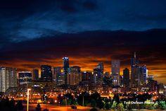 City of Denver en Colorado