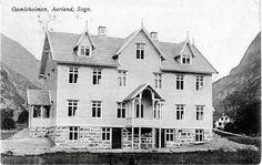 Hopastova - Aurland gamlehjem