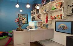 decoração de loja com material reciclado - Pesquisa Google