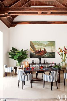 Richard Mishaan Blends Antiquity with Modernity in a 16th-Century Residence in Cartagena Photos | Architectural Digest