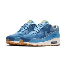 Women's Nike Air Max 90 Se Sneaker (1.623.360 IDR) ❤ liked on Polyvore featuring shoes, sneakers, cushioned shoes, nike footwear, nike trainers, nike and nike sneakers