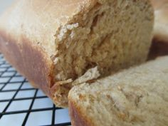Vermont Honey Whole Wheat Bread - you don't need a bread machine or a stand mixer. EASY!