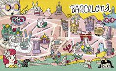 Barcelona Agenda for Monsa Editorial