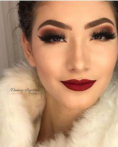 170 natural winter makeup ideas to look cute – page 1 Sexy Makeup, Prom Makeup, Eyebrow Makeup, Gorgeous Makeup, Eyeshadow Makeup, Bridal Makeup, Wedding Makeup, Beauty Makeup, Makeup Looks