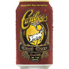 Cariboo Root Beer