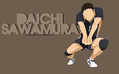 Daichi Sawamura - Haikyuu by DeiSanchez.deviantart.com on @DeviantArt