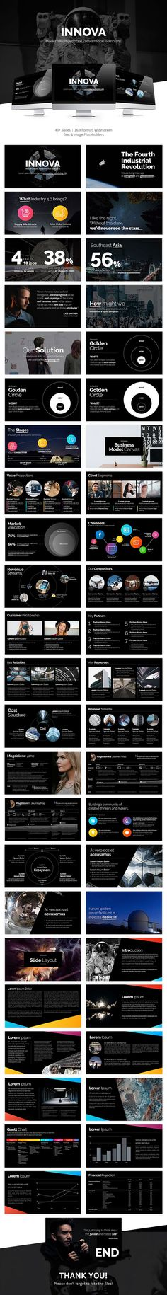 Innova Powerpoint Presentation Pitch Deck — Powerpoint PPT #Golden Circle #data • Available here ➝ https://graphicriver.net/item/innova-powerpoint-presentation-pitch-deck/20652184?ref=pxcr