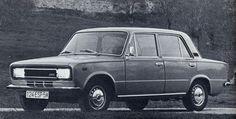 1979 Seat 124 D 4-door